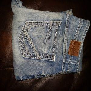 BKE Stella Stretch Boot Cut Jeans